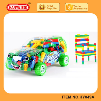 HY049A Safe Brick Building Block Toys Enlighten brick building toys