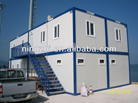 Prefabricated 2 storey house