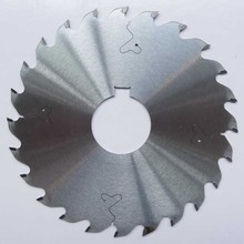Solid Carbide round PCB V-Cutting Machine Saw Blade