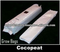 Cocopeat Grow Bags for Hydroponics