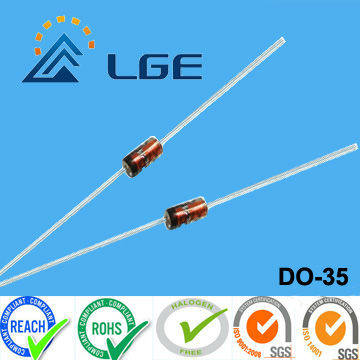 LGE small signal switching diode glass diode IN4148