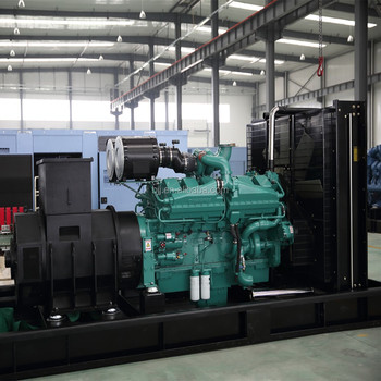 100% reliable Generator Factory!! ETE Power 520kw silent diesel generator