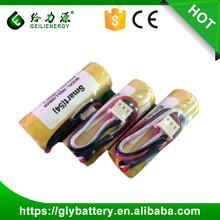 Mp3 Player Cells WBA-L1850AR Li-ion 3.7v Battery With BMS