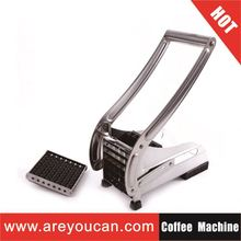NSF Commercial Catering Potato Cutting Machine/Potato Chipper French Fry Cutter/Potato Cube Cutter