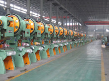factory directly selling J23 series open-type tilting power press J23-125