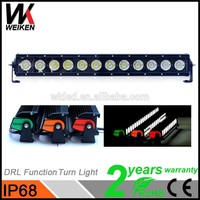 Real Factory Wholesale 4x4 off road led light bar trucks Automobiles & Motorcycles 21inch led work light bar
