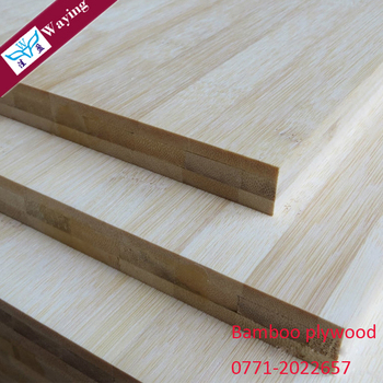 100% Solid bamboo panel use for furniture for wall panel with FSC certification BAMBOO PLYWOOD factory
