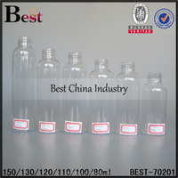 transparent best 1 litre pet bottle plastic wholesize vegetable oils bottle china supplier