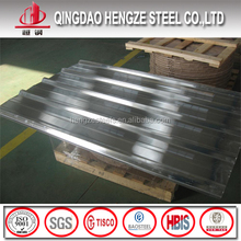 curved galvanised corrugated sheets steel roofing
