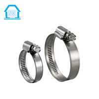 Zhaoxiang hose clamp 32-50 size M6 Screw electr car