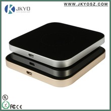 2016 newest arrival Cellphone accessories standard universal qi wireless charger pad for iPhone 6 or Samsung phone