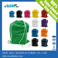 2014 new promotional small nylon drawstring bags wholesale