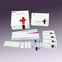 WHPM health care hemoglobin test equipment one step with CE &FDA certification
