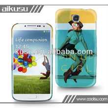 Fashionable cool case for samsung galaxy s4
