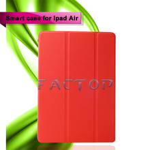 Factroy Supply Cheap Price Smart Leather Cover For iPad Air iPad 5