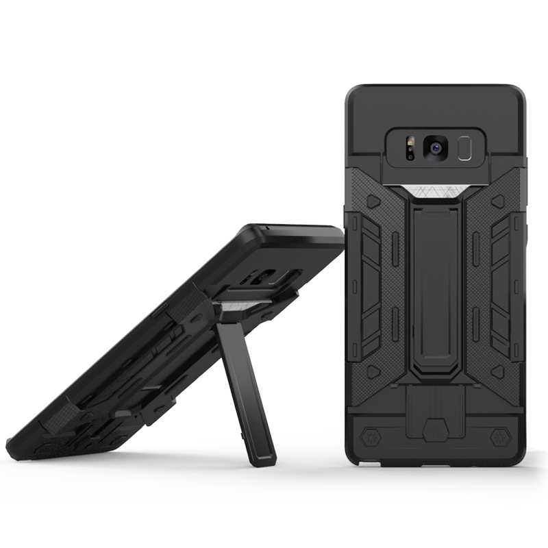 Kickstand card holder case for galaxy note 8 case,for samsung note 8 case,for samsung galaxy note 8 case