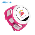 APPSCOMM 2018 Smart Watch GPS Watch Tracker Child Tracking Wristwatches GPS Tracker Watch