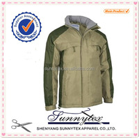 China Manufacturer cheap wholesale OEM branded Winter Rain Jacket for men