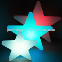 Led Stage Inflatable Lighting Star, Party Club Inflatable Wedding Decoration