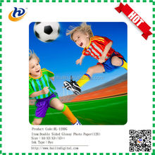180gsm Double Sided Inkjet Semi Glossy Photo Paper