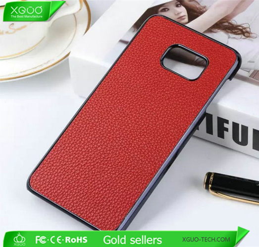 PU leather case for Samsung Note 5 Edge
