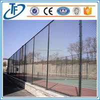 Chain Link Fence Used For Sale Made in China (Anping Manufactory)