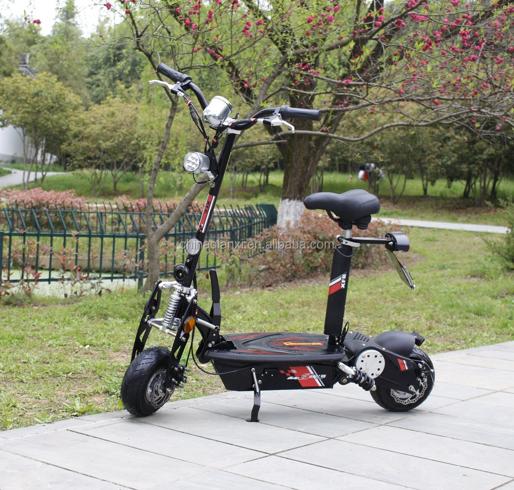 QX-2001 two wheel scooter electric
