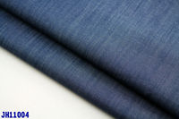 light weight pure cotton yarn dyed chambray/denim weaving fabric