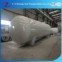 50000L aboveground lpg gas storage tanker vessel