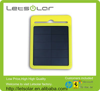 China supplier 3000mAh solar charger power bank portable battery charger case for iphone 5