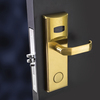 2014 digital hotel door lock electronic swipe card locks