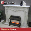 Newstar indoor wall mounted fireplace