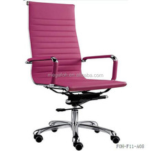 Big and tall office chairs modern leather executive desk chair(FOH-F11-A08)