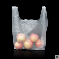PE plastic shopping bags
