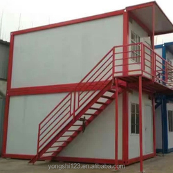 Fast Construction Cheap container houses Real estate prefab house