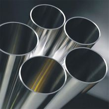 Stainless steel decorating tubes 304 600 grits polished