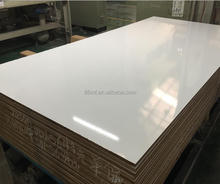 18mm double side high gloss melamine mdf panel in different colors