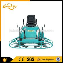 Factory supply Electric used concrete power trowel machine/ ride on power trowel machine
