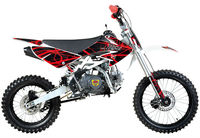 PH07B 125cc dirtbike pit bike offroad lifan motorcycle