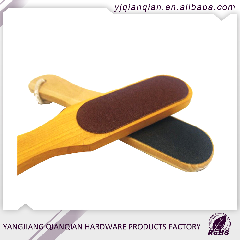 Wholesale double sandpaper foot protecting dry skin callus remover