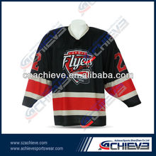 bird eye ice hockey shirts sale with breathable polyester