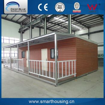 ISO certificated small mobile homes