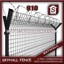 Top Razor Wire High Security Airport Fence And Y Post