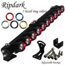 Hot sale latest product dirt cheap motorcycles 4x4 off road led light bar