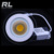 Manufacturer 5W 10W 15W led panel light Recessed glass downlight