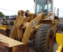 Original Japan made kawasaki 90z front loader used kawasaki 90z 85z wheel loader
