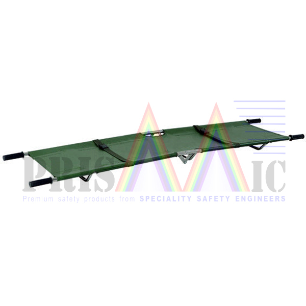 Folding Rescue Stretcher