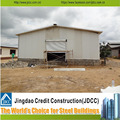 Small size steel structure warehouse building