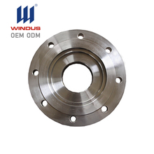 high precision casting stainless steel flange