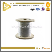 Galvanized High Carbon Steel Wire for Armouring Cables